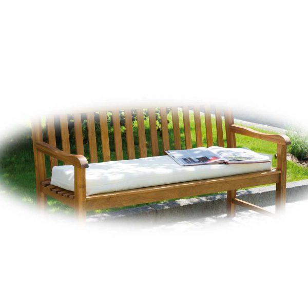 Cuscini Per Panche Da Giardino.Cuscino Per Panca Da Giardino Colore Ecru Moia Cs 31