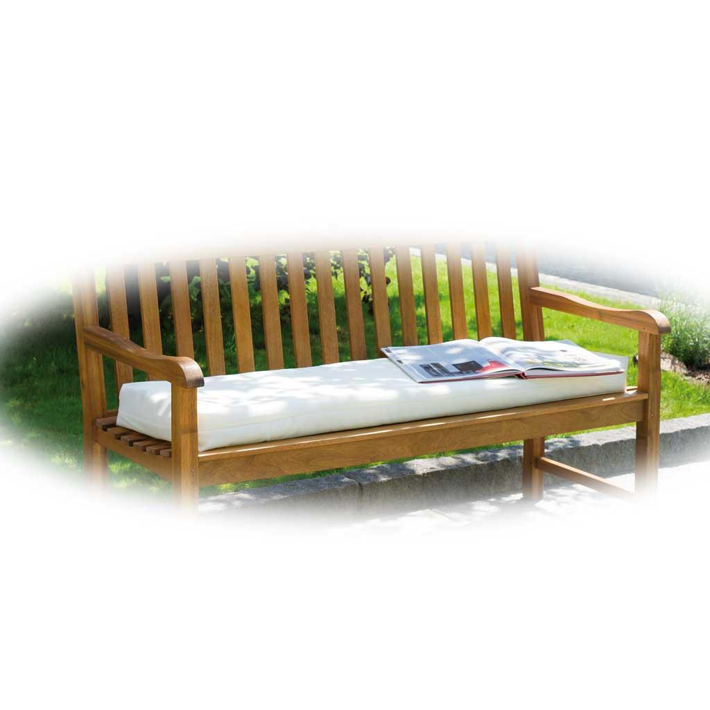 Cuscini Per Panche Cucina.Cuscino Per Panca Da Giardino Colore Ecru Mama Garden Cs 31