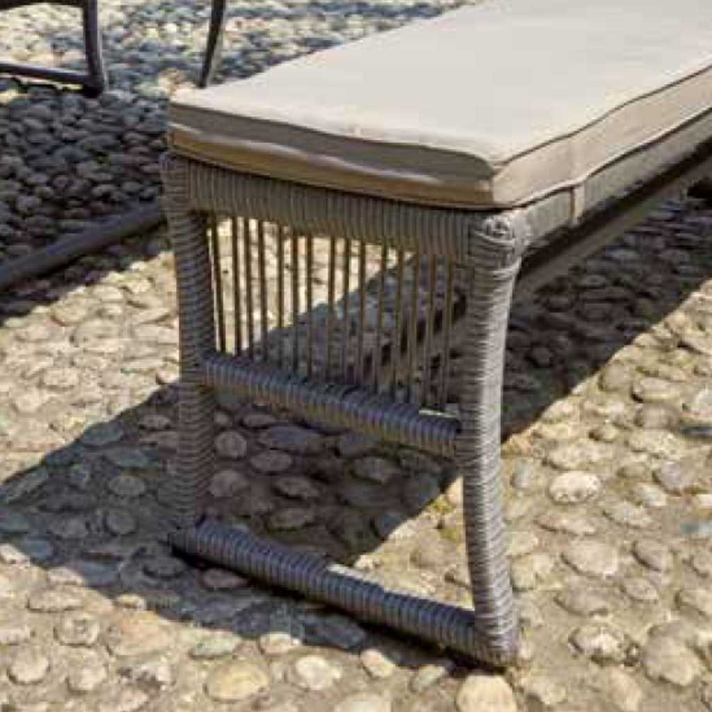 Il Gigante Tavoli Da Giardino.Set Da Giardino Con Panche E Tavolo Mama Garden Ds 05 In Rattan