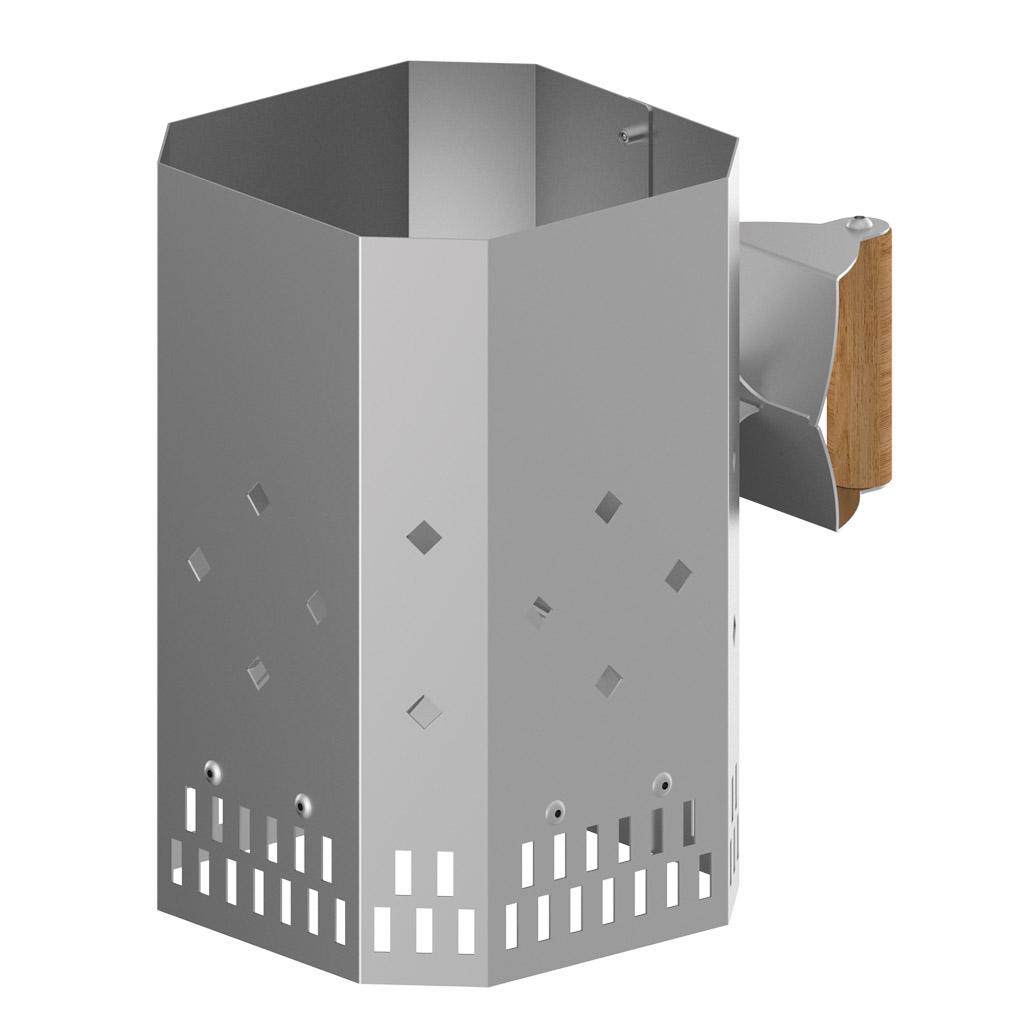 camini Esterni bracieri a Legna aeratore Elettrico per Griglie a Carbone HERCHR Accendifuoco per fal/ò