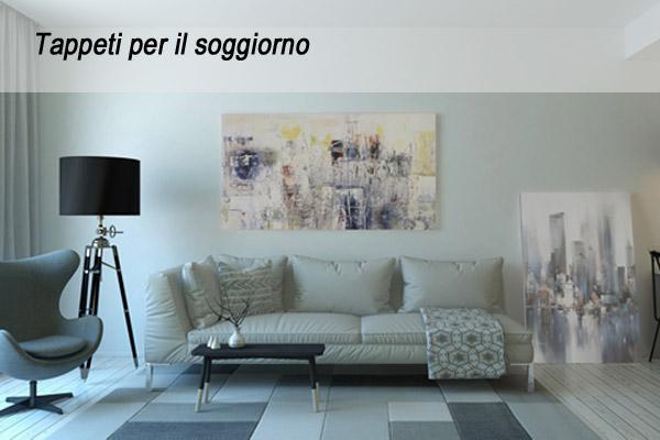 Tappeti Salotto Moderni Online. Latest Tappeti Moderni Per Soggiorno ...