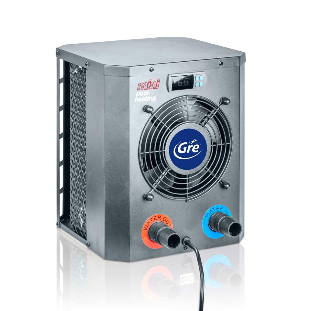 Pompa Di Calore Per Bagno pompa di calore mini hpm30 gre per piscine fino a 30 m3