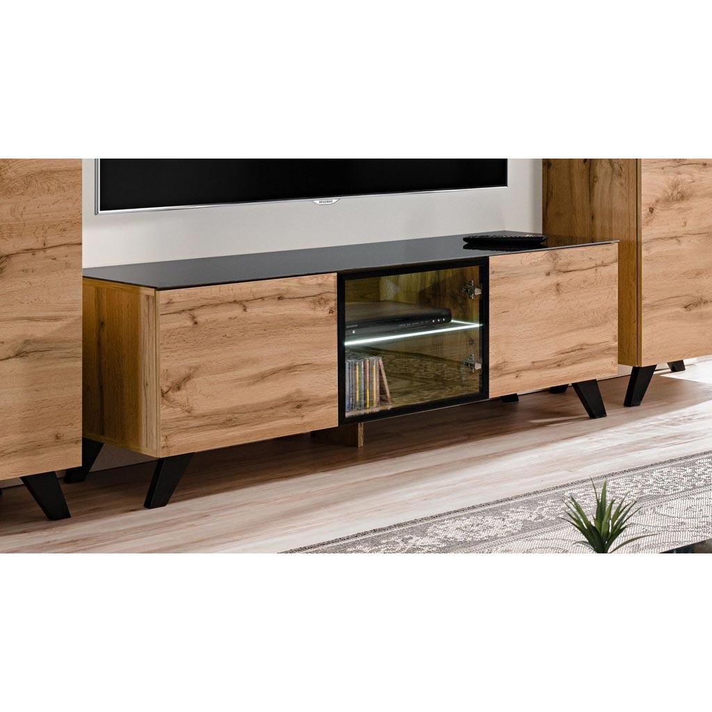 Acquista online Mensola Palermo Theta Design Rovere Woton