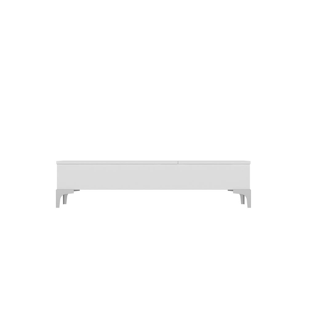Vendita online Tavolino Da Caffè Delinda Minar Bianco Stile